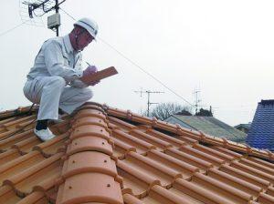 屋根の診断