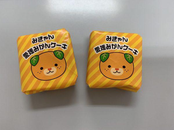 みかんケーキ☆