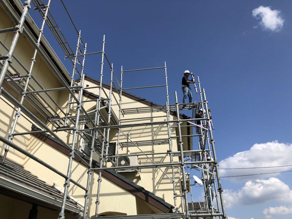 屋根外壁塗装の実況をしてみました!(前編)